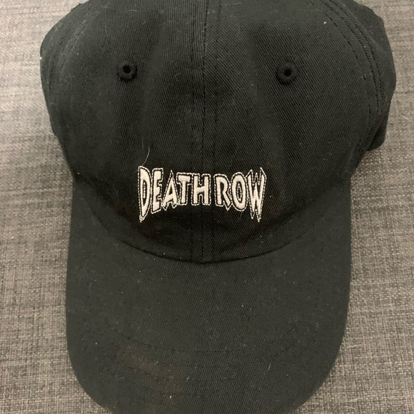 2fdcfb3c7d372 The hundreds Death Row Records Dad Hat